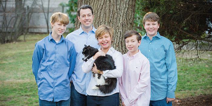 The Healey Family